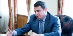 Артём Сытник. Директор Национального антикоррупционного бюро