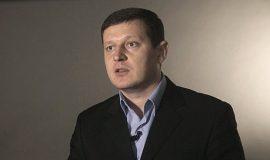 Віталій Хведчук. Експерт з кримінальної психології